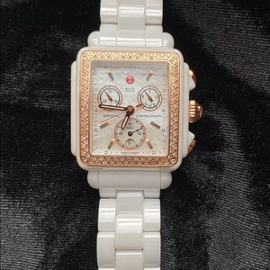 MICHELE watch with full working battery